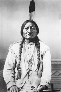 Chief Dave Oglala Lakota